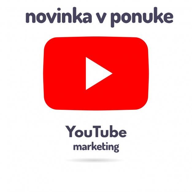 Už čoskoro v ponuke - nový YouTube marketing kurz