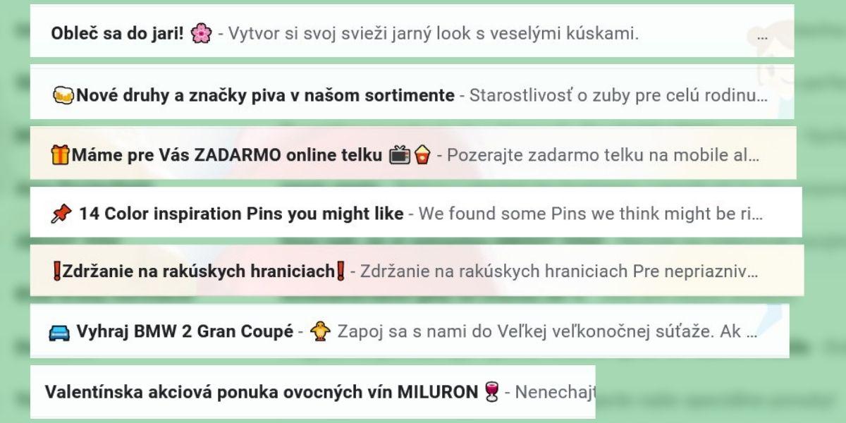 Emotikony v predmete e-mailu pritiahnu pohľad