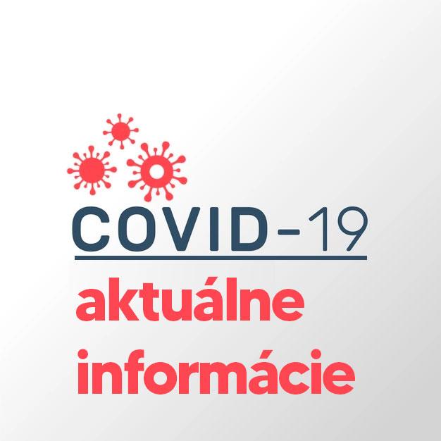 Aktuálne informácie ohľadom realizácie IT kurzov a opatrenia COVID19